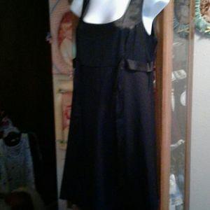 NWT SEXY Black Dress
